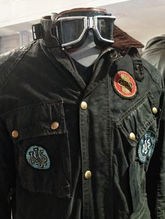 Vintage Belstaff now available at New Bond Street