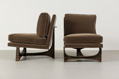 Paul Evans Studio Chairs, Pair | Paul Evans, Paul Evans Studio Chairs, Pair (ca. 1970)