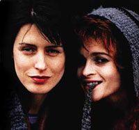 Gina McKee and Helena Bonham Carter
