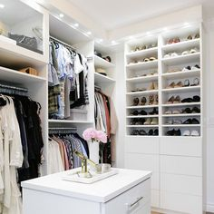 California Closets Help Our Clients With Closet Organization To Create  Beautiful Home Storage Solutions. Experience