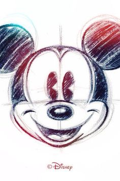 Art of Walt Disney! We went to one of these drawing classes at Hollywood studios! We did tigger and Mickey:) they actually easy to do! Disney Sketches, Disney Drawings, Cartoon Drawings, Cute Drawings, Drawing Sketches, Sketching, Disney Character Sketches, Drawing Disney, Disney Kunst