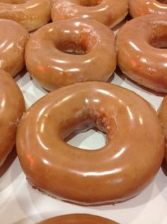 Heavenly, fresh, moist, donuts which melt in your mouth!  Krispy Kreme donuts are so delicious, one can't describe it, you just have to eat it!  And if you haven't eaten Krispy Kreme's original glazed donuts, you haven't tasted good donuts ever   http://hotsweetspicyrecipes.com/krispy-kreme-doughnuts-and-coffee/  Cuisine: Donuts  Rating: ****  Website:  http://www.krispykreme.com  Location: 12586 Research Blvd(Jollyville)  Austin-78759  (512) 219-0119
