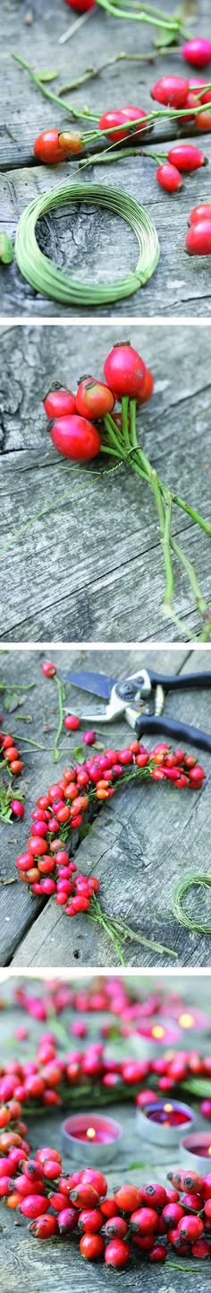Fall Decorations, Berries, Lavender, Leaves, Wreaths, Halloween, Winter, Green, Flowers