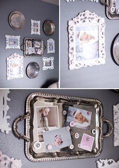 Platter picture holder.
