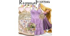 I got Rapunzel! Which Character Should You DisneyBound As Next?   Disney Style