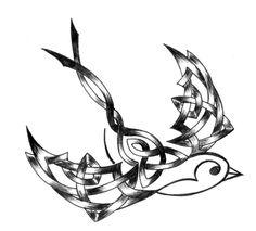 DV Celtic Sparrow by death-vixen.deviantart.com on @DeviantArt