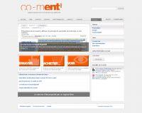 Co-Ment Outil d'annotation de textes et d'écriture collaborative