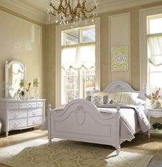 Isabella Bedroom Set Young America