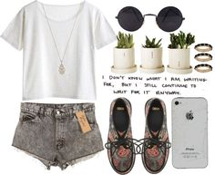 """Creeper Status"" by morafersure ❤ liked on Polyvore"