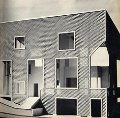Charles W Moore (William Turnbull) | Zimmermann Residence | Fairfax; Estados Unidos | 1975