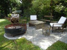 10 ideas para que copies en tu quincho o parrilla ideas - Ideas para un jardin ...