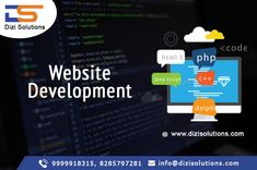 Web Development Company with expert knowledge and timely deliverable. Our ambition is to design or rethink your website and achieve your goals.  For more details go now:-http://www.dizisolutions.com/ #webdevelopment,#Digitalmarketing,#Websitedesign,#SEO,#SMO,#SMM,#PPC,#Dizisolutions