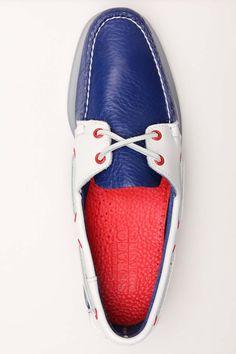 Spinnaker Patriot Shoe / by Sebago