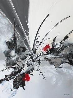 170 Idees De Abstrait Noir Et Blanc Abstrait Peinture Noir Et Blanc