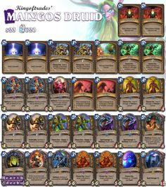 #Hearthstone Malygos Druid | S23