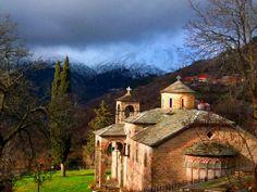 Κρανιά Πετρίλου Καρδίτσας-Petrilo, Karditsa - stunning setting