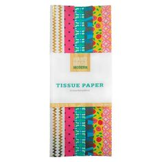 Hand Made Modern - 36ct Tissue Paper - Assorted Prints | Target
