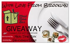#BloggerOpp: Meal Time Box Giveaway! - Sign ups end tom 1/31 Mom 'N Daughter Savings