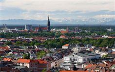 #Munich, Germany: a cultural city guide