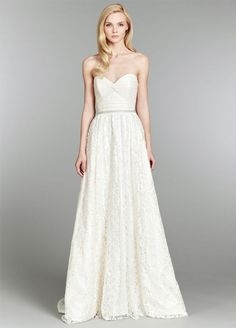 Bridal Gowns, Wedding Dresses by Blush - Style 1356