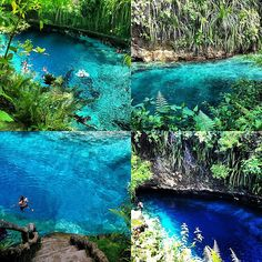 The Enchanted River | Philippines