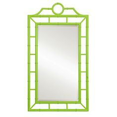 Chloe mirror, zhush.com...I would love this in an entry way with cool wallpaper.