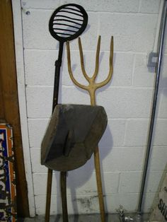 Old Agricultural Tools
