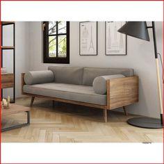 Diy Furniture Sofa, Bedroom Furniture Design, Diy Sofa, Living Room Furniture, Living Room Sofa Design, Living Room Designs, Appartement Design Studio, Wooden Sofa Designs, Wood Sofa