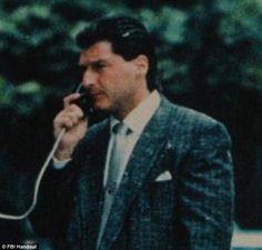 Larry Mazza, The Colombo Crime Family // Hitter.