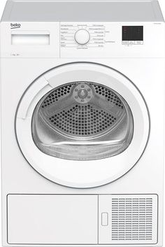 BEKO HDF 7412 CSRX - Sušička prádla | Alza.cz Tumble Dryers, Water Containers, Noise Levels, Energy Consumption, Argos, Linen Bedding, Drum, Benefit, Laundry