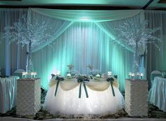 wedding head tables | Why to Have Sweetheart Wedding Table Instead of Head Table