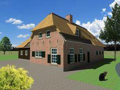 Woonhuis in nostalgische boerderijstijl in Knegsel, gemeente Eersel.