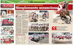 Torneo Bicentenario 2010 de Escaramuzas, en el lienzo charro de Villahermosa Tabasco