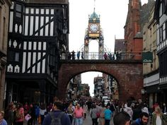Places To Visit - chester uk #chester #chesteruk #visitchester #chestercitycentre #chestertowncentre