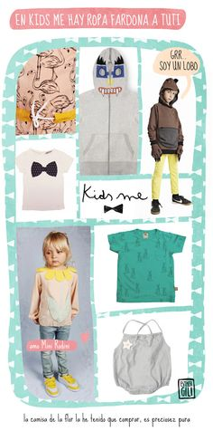 28 mejores imágenes de kids Fashion  df6692987a0d