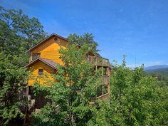 6 bedroom cabins in pigeon forge