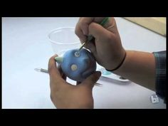 HOW TO: Paint Cute Figurine Eyes - YouTube Painting Videos, Painting Tips, Polymer Project, Pottery Painting, Helpful Hints, Polymer Clay, Draw, Make It Yourself, Eyes