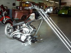 e121195b Choppers at Count's Kustoms Las Vegas Custom Choppers, Kustom, Counting,  Las Vegas,