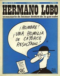 HERMANO LOBO 149 -1975