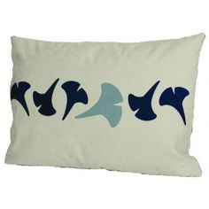Ginkgo Pillow by Modern Basics