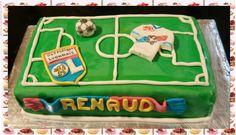 Gâteau Olympique Lyonnais :