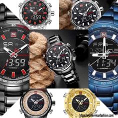 Sport Watches, Watches For Men, Make A Gift, Chronograph, Rolex Watches, Army, Military, Mens Fashion, Nba