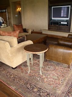 end table - traditional - family room - phoenix - All Wood Treasures