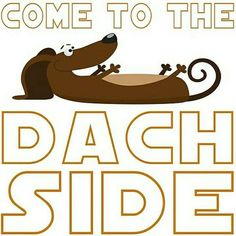 Come to the dach side