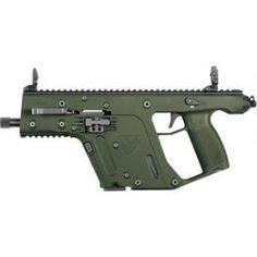"KRISS USA Vector SDP G2 Semi Auto Pistol 10mm Auto 5.5"" Threaded Barrel 15 Rounds OD Green Urban Survival, Survival Kit, Kriss Vector, Helmet Armor, Threaded Barrel, Submachine Gun, Hunting Gear, Paintball, Tactical Gear"