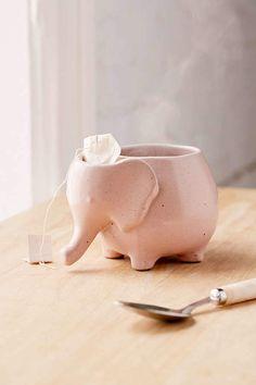 This Elephant Tea Mug is SO adorable! #ad