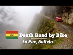 Nice Biking down the Death Road in La Paz, Bolivia (Travel Videoblog 034) #Bolivia #LaPaz #SouthAmerica