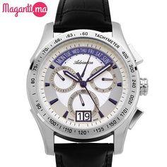 Adriatica Suiss Made Price : 630  / 6300 DH Visit us : www.maganti.ma ------------------------------ #watch #luxury #fashion #gold #dimond #luxurywatch #platinum #chronograph #tourbillon #offshore #crystal #quality #handmade #chrono #horlogy #audemarspiguet #rolex #omega #travel #dubai #cars  #menfashion #finewatches #patekphilippe #hotel #hublot #jewlery #suisse #happy #love by maganti_official