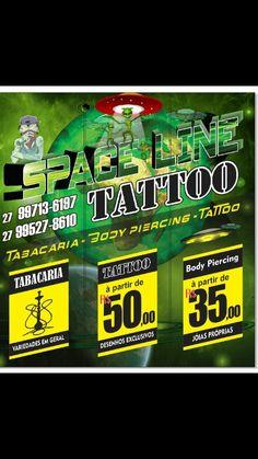 E nesta sexta e sabado,nao perca oportunidade tatuagens a partir de 50$ aplicações de piercings a partir de 35$ com nossas joias e tera sorteio de tattoo e piercings