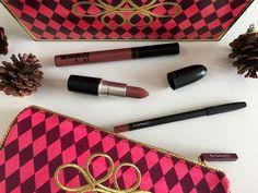 Lady makeup: MAC Nutcracker Sweet Nude Lip Bag